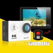 D'origine Eken H9R d'action caméra 4 K wifi Ultra HD 1080 p 60fps 170D Aller étanche mini cam pro sport caméra gopro hero 4 style