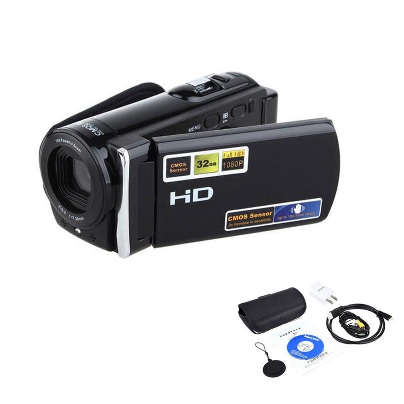 Newest Digital font b Video b font Camera DV DVR HDV 601S Full HD 1080P 20MP