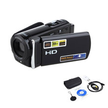 "Newest Digital Video Camera DV DVR HDV-601S Full HD 1080P 20MP Camcorder 3"" TFT LCD 16x ZOOM HDMI Audio Camera"