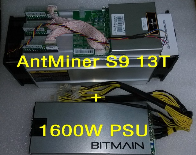 Bitmain antminer s9 13th s 16nm 1300w видеокарты nvidia geforce gt 220 цена