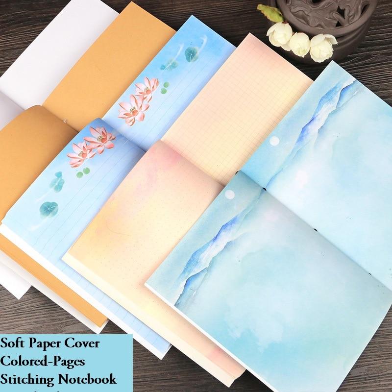 Office & School Supplies Einfache Kreative Studenten Journal Travler Notebooks Tagebuch 153*177mm Kaufen Sie Immer Gut Konstruktiv Vintage Persönliche Tagebuch Papiere Schreibwaren Zeichnung Planer