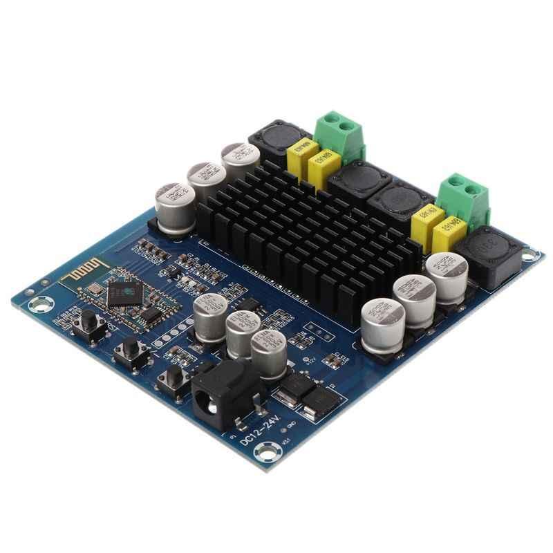 2x120 W TPA3116D2 Поддержка двух каналов стерео Bluetooth XH-M548 цифровой аудиоприемник модуль усилителя