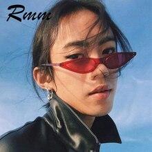 ФОТО rmm 2018 new women cateye vintage sunglasses brand designer retro points sun glasses superstar female lady eyeglass cat eye uv