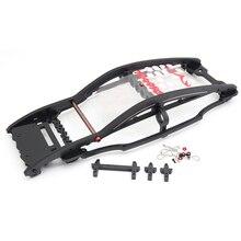 Jaula protectora enrollable para Traxxas 1:10 E REVO EREVO, piezas de mejora para coche RC, accesorios DIY