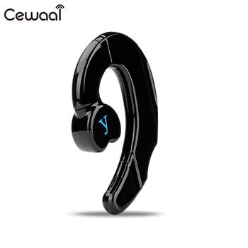 Cewaal Wireless Bluetooth Headphones Wireless Bluetooth Bone Conduction Earphones Cordless Headphone Waterproof Bluetooth Earbud