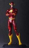 Hot Sale DC Comic Justice League Super Hero The Flash Crazy Toys Figurine 25CM Action Figure Collectible