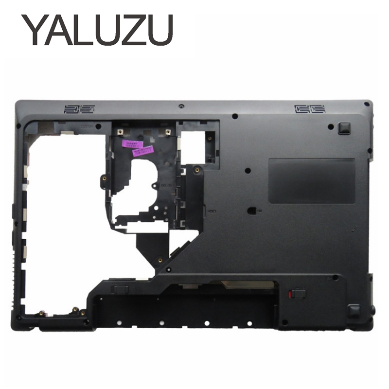 YALUZU New Laptop Bottom Case Cover For LENOVO G780 G770 17.3'' Series Laptop Notebook Computer D Case Lower Cover FA005000200