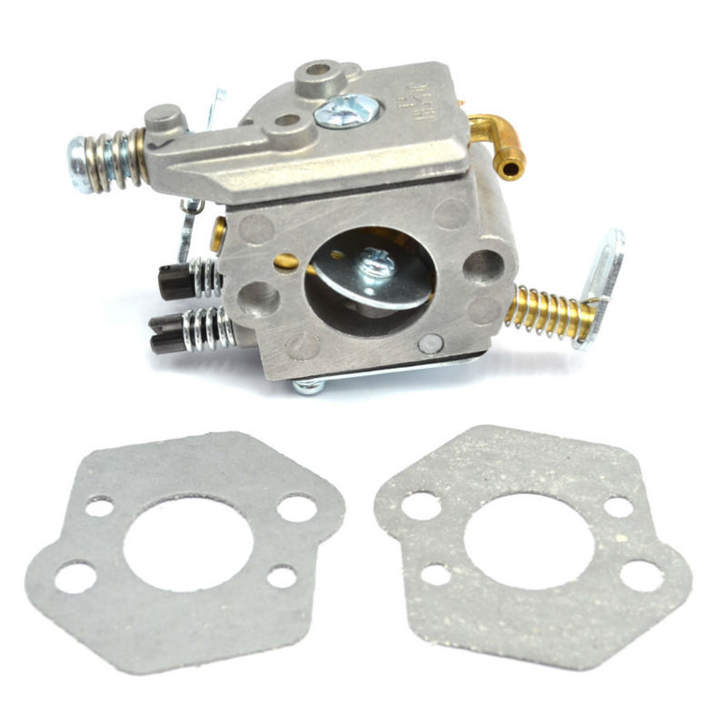 где купить Chainsaw ZAMA Carburetor Carbs with 2PCS Gasket Kit fit Stihl Chainsaw 021 023 025 MS210 MS230 MS250 Replaces Parts по лучшей цене