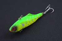 2016 Colorful Deep Swimming Plastic Lures Fish Bait Hard High Emulation Fishing Gear 1606167