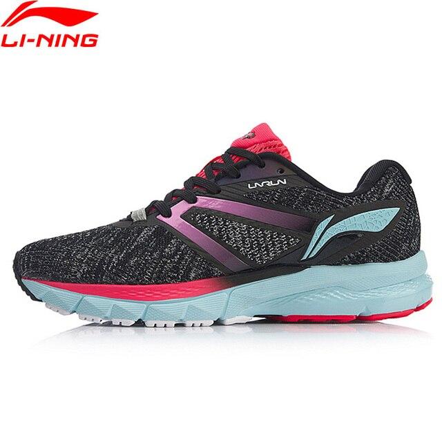 (Code de rupture) li-ning femmes furieux cavalier coussin chaussures de course doublure Stable Li Ning CLOUD chaussures de Sport baskets ARZN002 XYP773