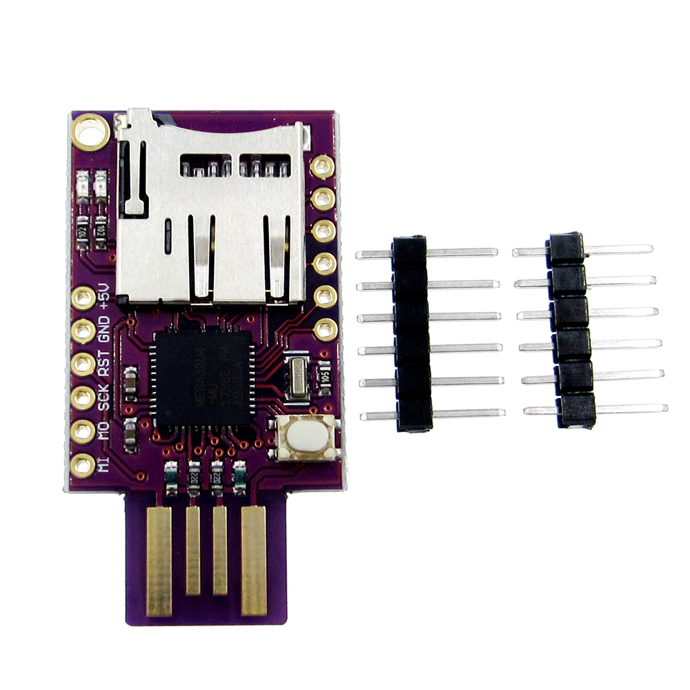 TF MicroSD Micro SD Card Slot Badusb USB Virtual Keyboard ATMEGA32U4 Module Leonardo R3 Bad Usb CJMCU beetle usb atmega32u4 mini development board module for arduino leonardo r3