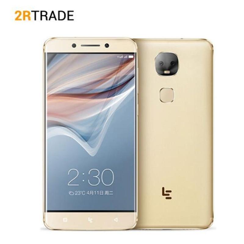 LeTV LeEco Le Pro3 X651 AI Edition 5,5 дюймов 4G LTE Helio X23 MT6797D Дека Core 4G B 32 ГБ двойной 13.0MP смартфон мобильный телефон