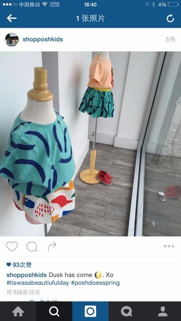 Bobo choses 2016 a primavera eo verão blusa solta top melancia azul stripe t shirts tops crianças roupas de bebê menino 1-7 anos de algodão