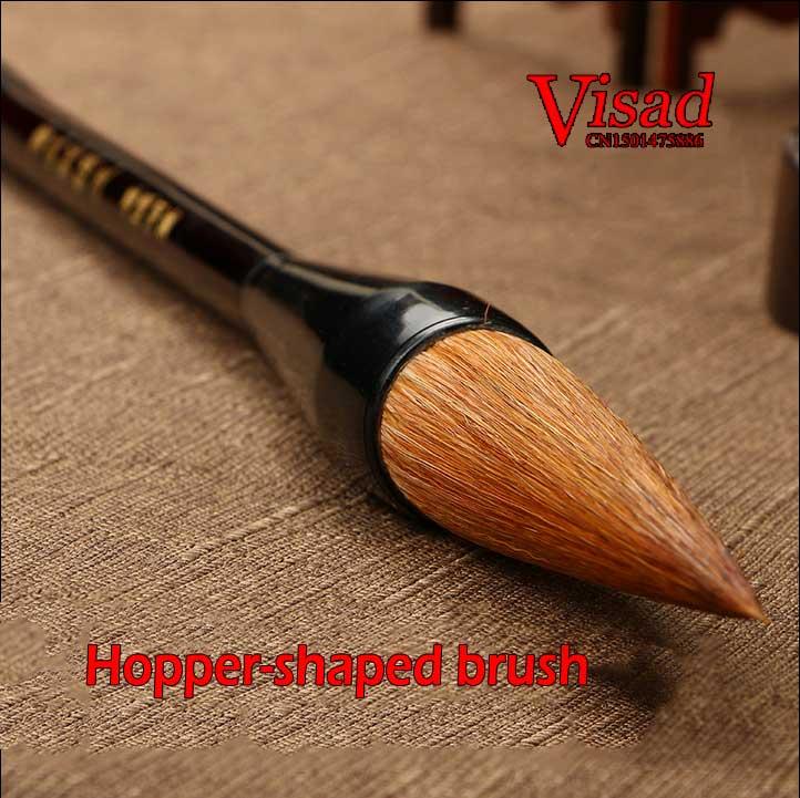 weasel hair Chinese brushes Calligraphy brushes pen set Writing Brush Hopper-shaped brush