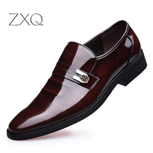 Scarpe Per Matrimonio Uomo : Scarpe in pelle da uomo in pelle di lusso matrimonio pary scarpe