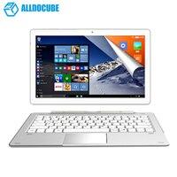 ALLDOCUBE IWork 10 Pro 2 в 1 Tablet PC 10,1 ''Windows 10 + Android 5,1 4 GB + 64 GB Intel Cherry Trail X5 Z8350 4 ядра планшет HDMI