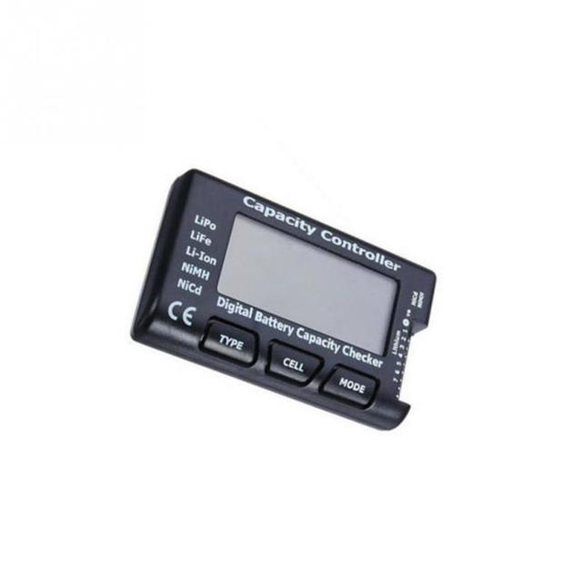 F190 Cellmeter 7 Voltage Display Digital Battery Capacity Checker Capacity Controller With Balance Function