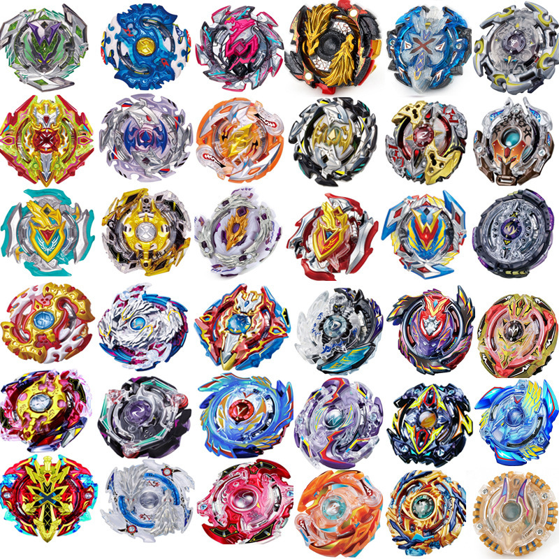 Hot Bleyblade Metal Fusion Superzings Bayblade Burst Evolution Arena Toys For Children Without Launcher And Box BeyBlade Blades(China)
