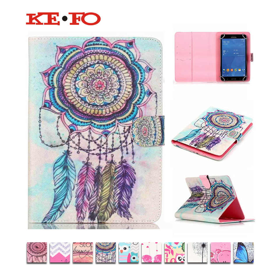 Printed PU Leather cover case For Acer Iconia One B1-770 7.0 inch tablet 7 inch case universal with card slots for kids KF492A slim print case for acer iconia tab 10 a3 a40 one 10 b3 a30 10 1 inch tablet pu leather case folding stand cover screen film pen