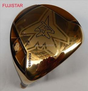 Image 3 - Fujistarゴルフgpターゲットtk最大チタンゴルフドライバーヘッド 10.5 度ロフトのみ