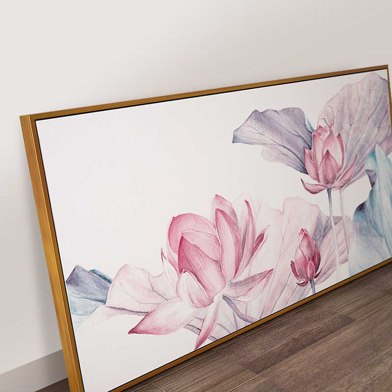 Minimalist Style Flowers Canvas Painting Poster Print Nordic Wall Art Pictures For Living Room Bedroom Dinning Room Home Decor