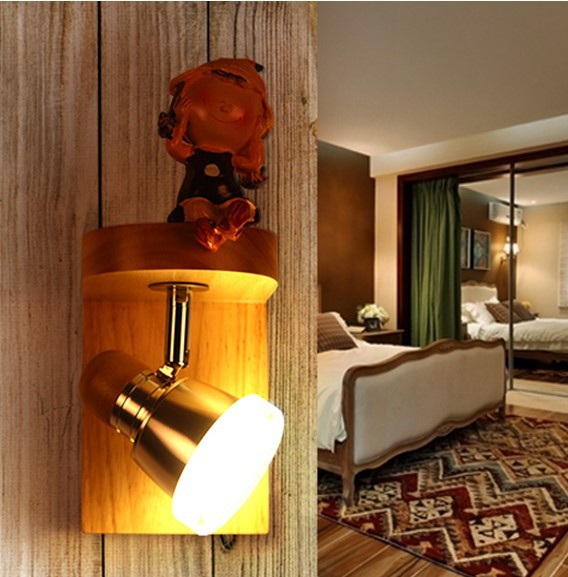 wall mood lighting. mood led wall light for bedroom home indoor lighting beside lamp sconce arandela de