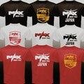 Muay Thai de Impresión T Camisa de Los Hombres Del Boxeador de verano San Da KickboX Torneo mundial Camiseta Tee Camisetas Harajuku O Cuello Del Algodón Camiseta Top