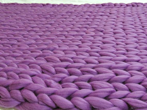Clearance 26 Colors Big Chunky Hand Spun Thick Merino Wool Loopy