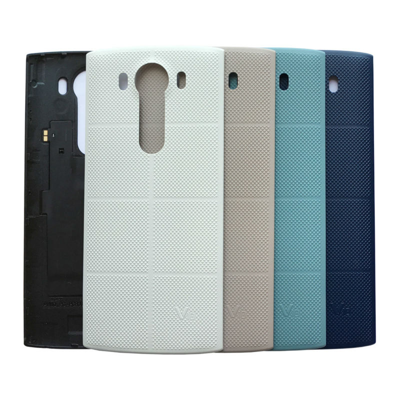 separation shoes 6b884 19f24 US $4.09 18% OFF Housing Back for LG V10 Back Cover Battery Case Spare  Parts for LG V10 H900 with NFC V10 all version -in Half-wrapped Case from  ...
