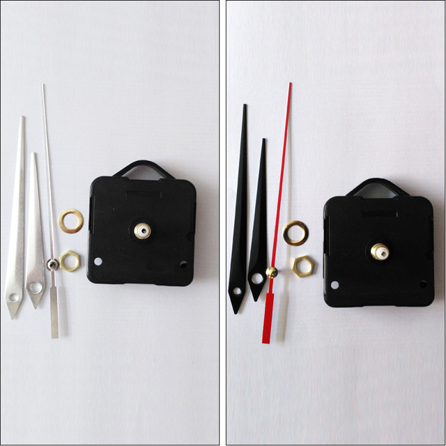 New wall clock 3d diy Wall clocks For home decoration