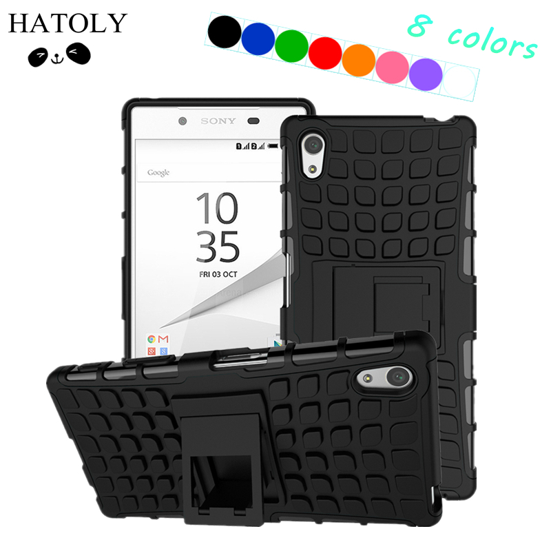 sFor Cover <font><b>Sony</b></font> Xperia Z5 Case E6603 <font><b>E6633</b></font> E6653 E6683 Hard Rubber Silicone Case For <font><b>Sony</b></font> Xperia Z5 Cover for <font><b>Sony</b></font> Z5 Phone Bag* image