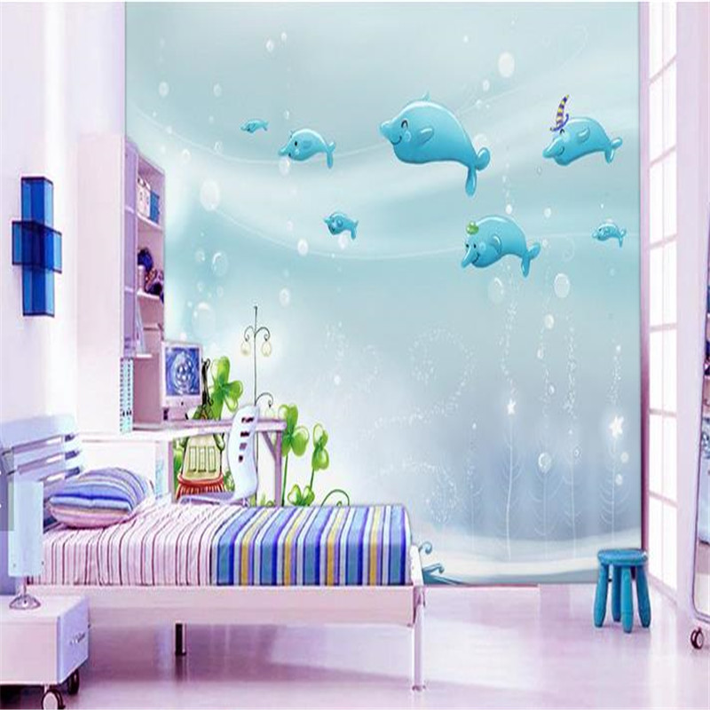 3D Custom Photo Wallpapers Cartoon Pattern Wall Papers Nature Landscape Kids Room Background Murals for Living Room Home Decor custom photo size wallpapers 3d murals for living room tv home decor walls papers nature landscape painting non woven wallpapers