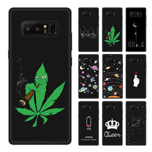 Silicone TPU Case For Samsung Galaxy A7 2018 A8S A6 A8 Plus 2018 Sky Moon Pattern Painted Cover for Samsung Galaxy A9S A9 2018(China)