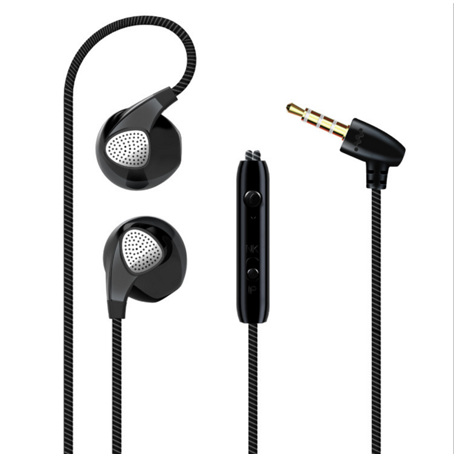 Wired Headphone 3.5mm Stereo Headset with Microphone Earphone for LG G6 G600K G600L G600S fone de ouvido headset 4 1 wireless bluetooth headphone noise cancelling sport stereo running earphone fone de ouvido for xiaomi iphone huawei