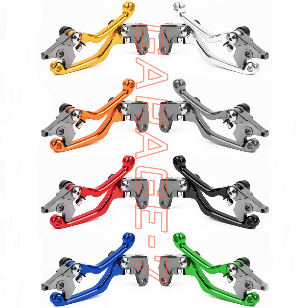 for ktm 520 sx exc 505 sx f 400 exc r exc xc w 505 xc f 380 exc 250 144 125 sx cnc motocross pivot dirt bike brake clutch levers in levers  [ 1000 x 1000 Pixel ]
