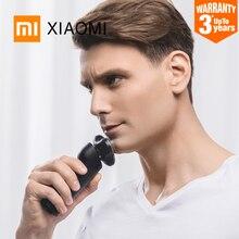 Новинка XIAOMI MIJIA электробритва для мужчин умная портативная бритва 3 головы бритва моющаяся основная Sub двойное лезвие триммер для бороды тример