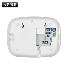 KERUI IOS Android APP Wireless GSM Alarm System TFT Color Display Autodial Text Burglar Intruder Security Alarm