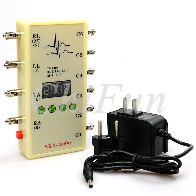 SKX 2000C type ECG signal simulator ECG signal generator