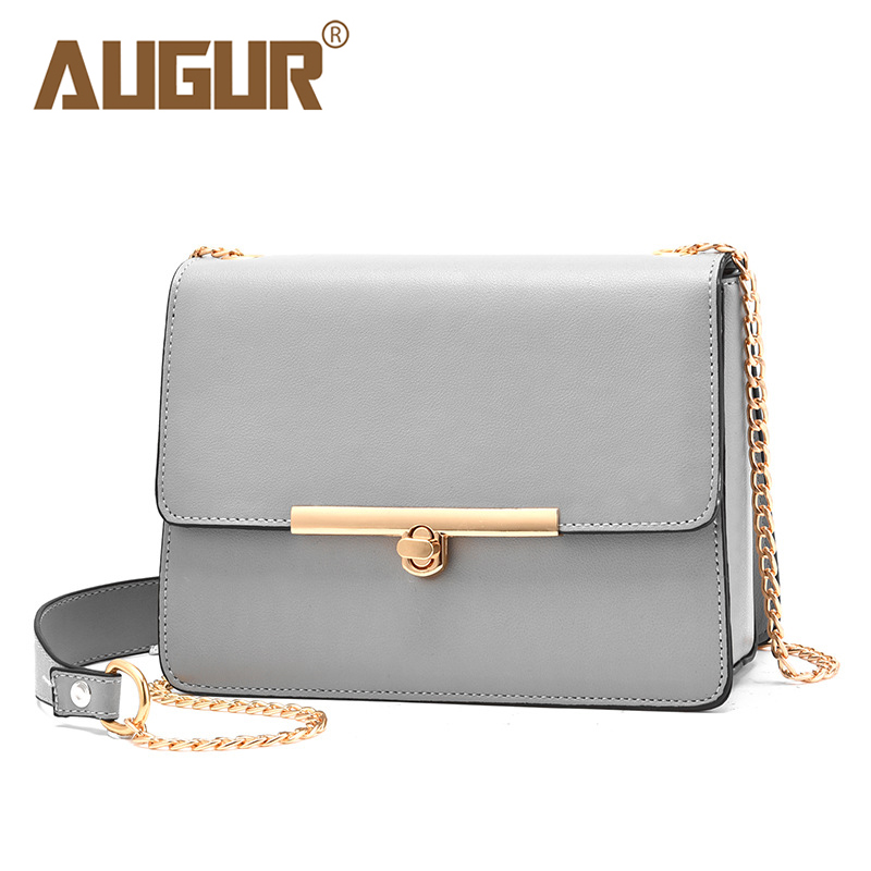 AUGUR Brand Women Hand Bag Fashion Simple Small Party Bag Female Temperament Elegance Casual Ladies Flat Bags For Work