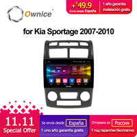 Ownice C500+ G10 Octa 8 core car radio Stereo for KIA Sportage 2007 2008 2010 android 8.1 car dvd gps player 4G SIM Carplay