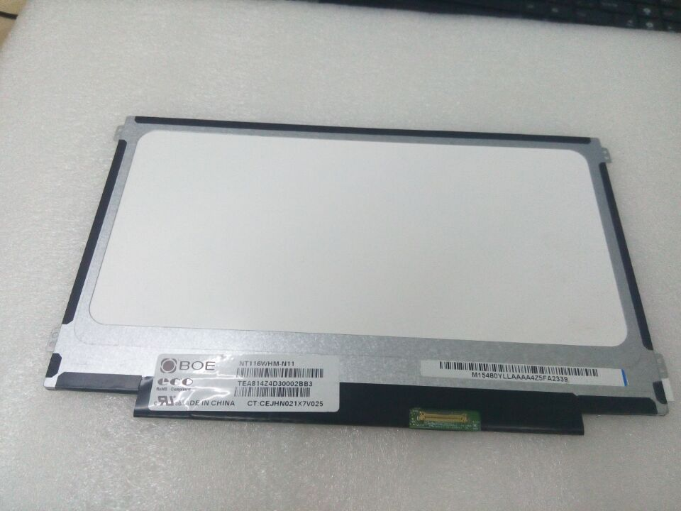 11.6 inch B116XTN02.3 NT116WHM-N11 For Lenovo s21e-20 LCD display screens m190etn01 0 lcd display screens