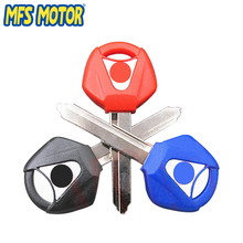 Motorcycle Accessories Uncut Blank Key for Yamaha YZF R1 R6 XJR1200 XJR1300 FJR1300 SR400 XVS400