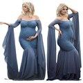 Кружевное платье для беременных для фотосессии; Одежда для беременных женщин; платье для фотосессии; шифоновое сексуальное платье для бере...