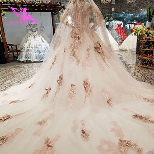 Image 5 - AIJINGYU Petite suknia ślubna suknie Chile Sexy panna młoda koreański wielkiej brytanii korzystnym cenowo sklepie sklepach kupić suknia turcja suknie ślubne