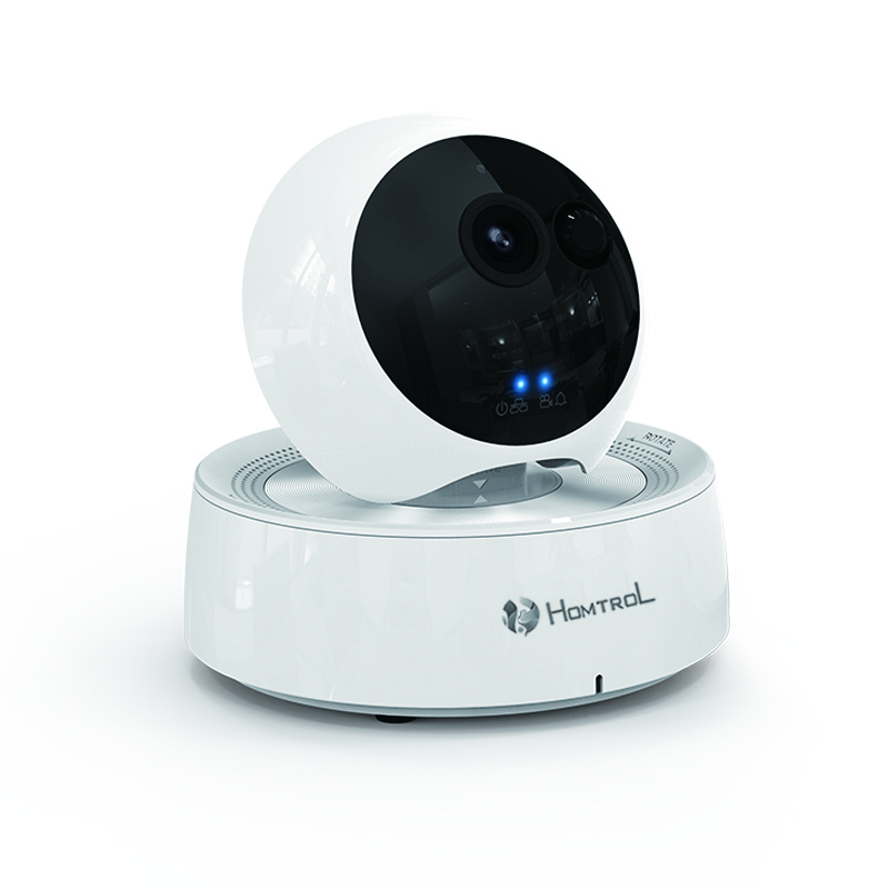 New wireless wifi baby monitor 2 MP Lens IP camera Intelligent Alerts Nightvision Intercom wifi camera