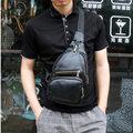 2016 Fashion Men Waist Bag New Brand Unisex Chest Waist Pack Shoulder Bags Casual Functional Fanny Bags Cell Phone Pouch Bolsa