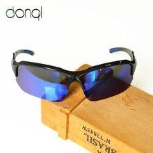 d4121c6aa3 DONQL Sports lunettes polarisées pour pêche lunettes de soleil hommes UV400  conduite cyclisme polarisant lentille lunettes