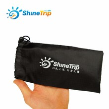 ShineTrip 23cm Tent Pegs Bag Camping Tent Accessories Hammer Wind Rope Tent Nail Storage Pouch Cover Case Travelling Supplies