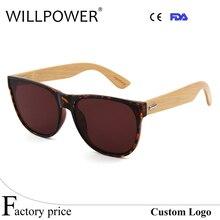 La fuerza de VOLUNTAD Del Diseñador Marco Unisex Gafas de Sol de Madera De Bambú De Madera Del Pie Hombres Gafas uv400 Gafas de Sol Para Mujer gafas de sol hombre
