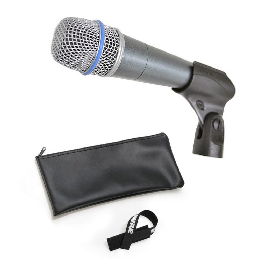 new high quality studio beta57 clear sound handheld wired karaoke microphone mic in microphones. Black Bedroom Furniture Sets. Home Design Ideas